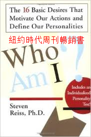 """Who Am I"" NY Time #1 Book"