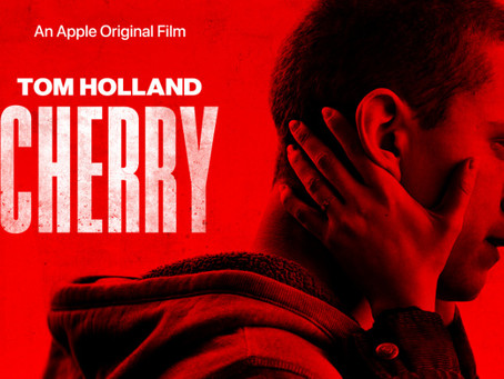 Movie Review: Cherry (2021) - A formulaic screenplay languishes under an over-stylized direction.