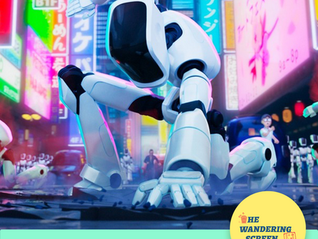Movie Review: The Mitchells vs. the Machines (2021) - An hilarious, spirited Netflix animation flick