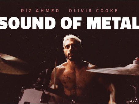Movie Review: Sound of Metal (2020) - A heavy-metal drummer loses his hearing in this visceral film