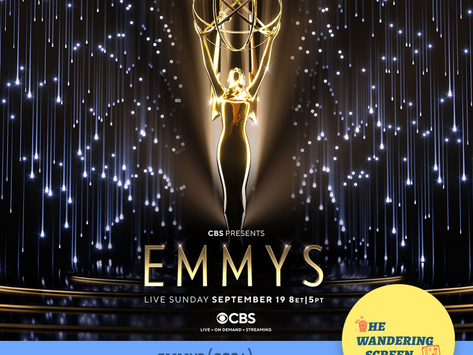 TV Review: Emmys (2021) - How About a Round of Applause for the People in the Back?