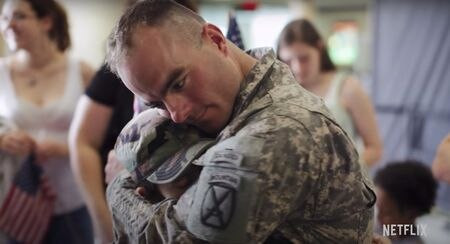 Movie Review: Father Soldier Son (2020): A documentary about a military family is one of the best.