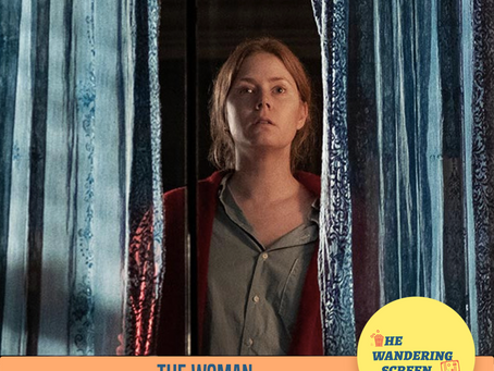 Movie Review: The Woman in the Window (2021) - A mediocre thriller with an effective Amy Adams