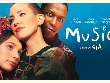 Movie Review: Music (2021) - A poorly conceived story with good intentions and fun musical episodes