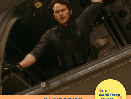 Movie Review: The Tomorrow War (2021) - Chris Pratt sinks an otherwise intriguing premise.