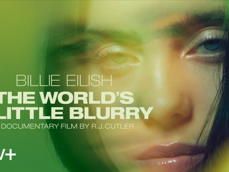 Movie Review: Billie Eilish: The World's a Little Blurry - The captivating rise of a young musician