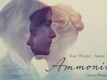 Movie Review: Ammonite (2020) - A sensual film elevated by Kate Winslet's masterful performance.