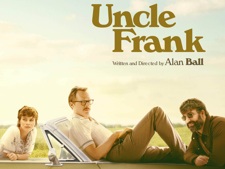 Movie Review: Uncle Frank (2020) - A heavy-handed approach makes for a confused coming-out story.