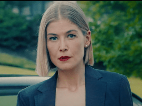 Movie Review: I Care A Lot (2020) - Devilish, vile, and exciting. Rosamund Pike is brilliant.