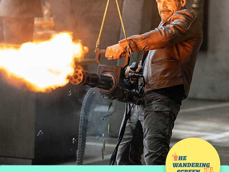 Movie Review: Boss Level (2021) - An action-packed flick starring the reliably charming Frank Grillo