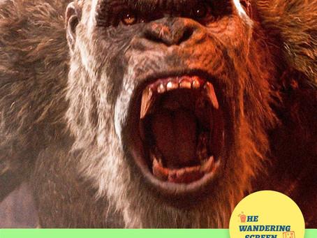 Movie Review: Godzilla vs. Kong (2021) - A visual extravaganza, and some humans too!