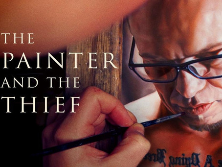 Movie Review: The Painter and the Thief (2020) - A beautifully composed elegy to a unique friendship