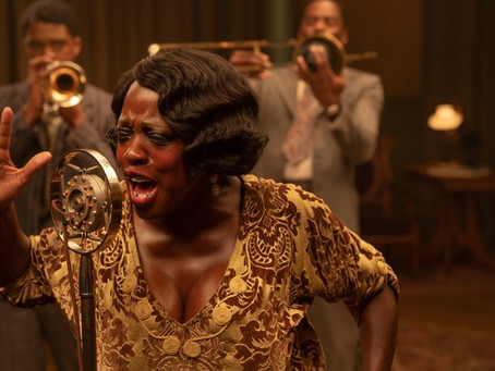Movie Review: Ma Rainey's Black Bottom (2020) - 'Mother of the Blues' and her aspirational Trumpeter