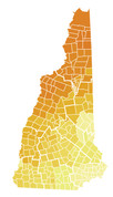 New Hampshire's surprising & new voter suppression laws...