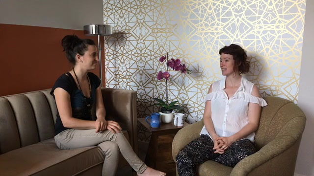 Talk with Tigress. Interview on holistic herbalism, coffee and the Information Age.