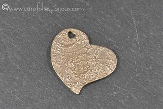 033-Amor-collier-bronze-blanc-coeur-dent