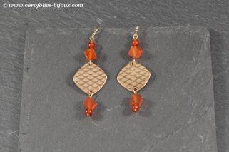 038-Carreaux-boucles-oreilles-bronze-dor