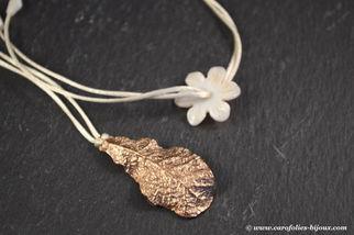 collier-feuille-primevère-bronze-doré-02