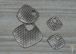 Pâtes de métaux - Pièces de métal finies prêtes à être montées