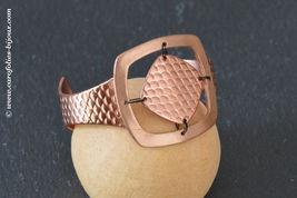 013-Carreaux-bracelet-manchette-bronze r