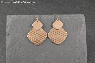 039-Carreaux-boucles-oreilles-bronze-dor