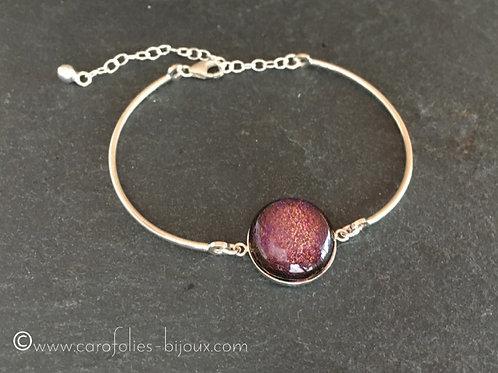 Bracelet demi-jonc