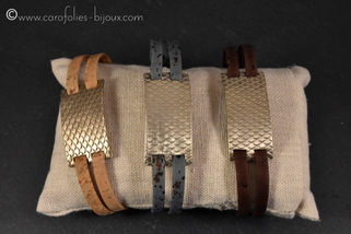 041-Carreaux-Homme-bracelet-double-liège