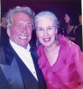 With Director Joe Sargent at the 2004 Emmy Awards