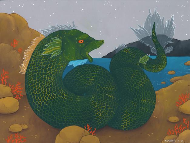 The Gloucester Sea Serpent