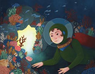 The Underwater Cave