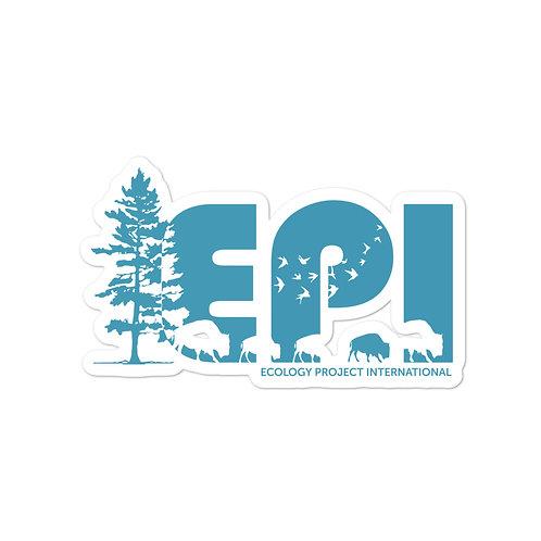 Yellowstone Bison Sticker