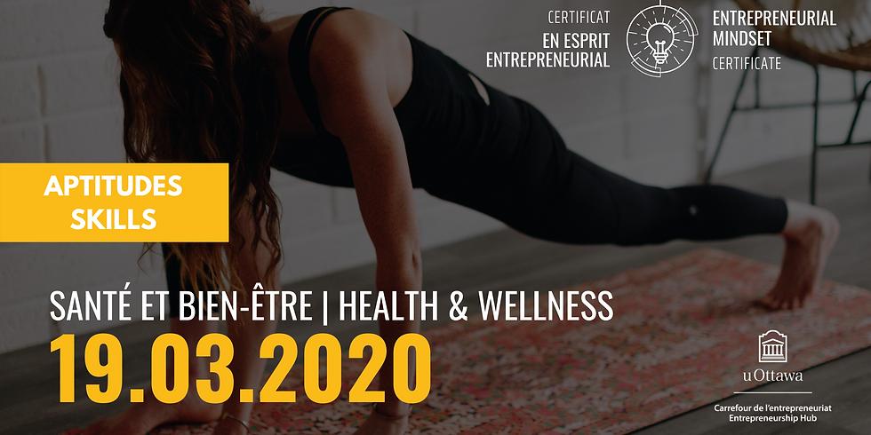 EMC: Health & Wellness | CEE: Santé et bien-être