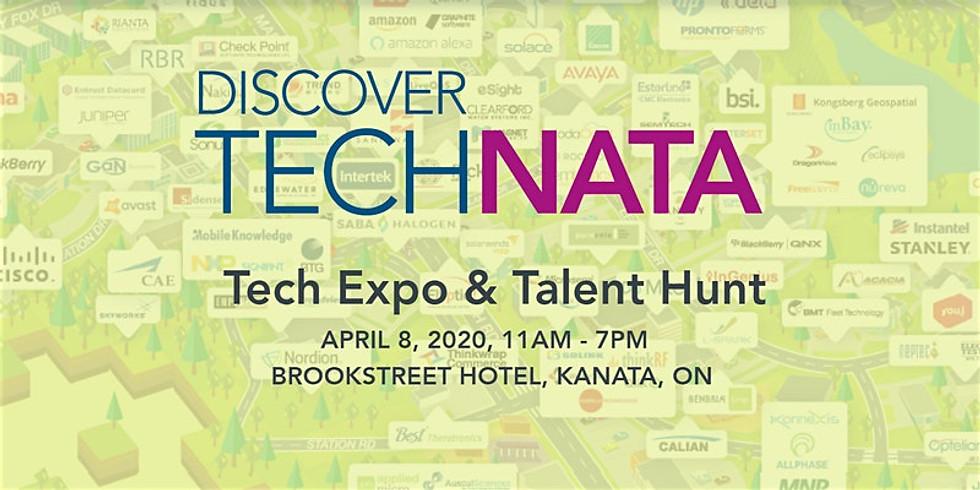 Discover TechNATA 2020