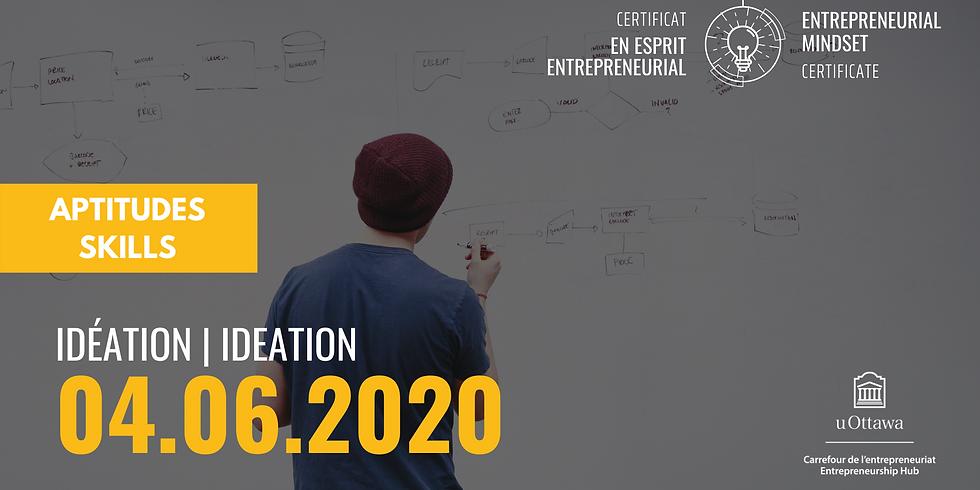 CEE: Idéation   EMC: Ideation