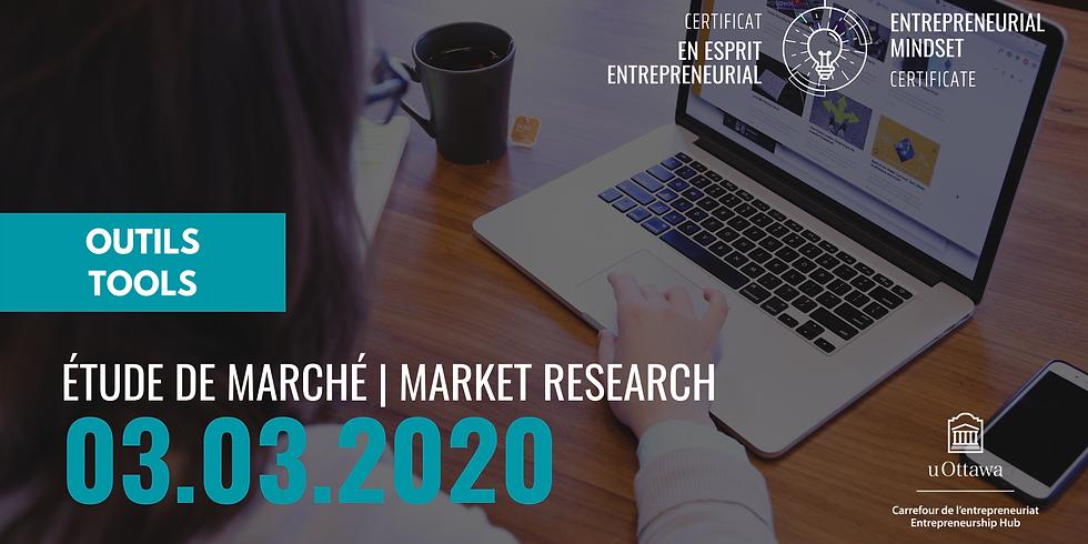 EMC: Market Research | CEE: L'étude de marché