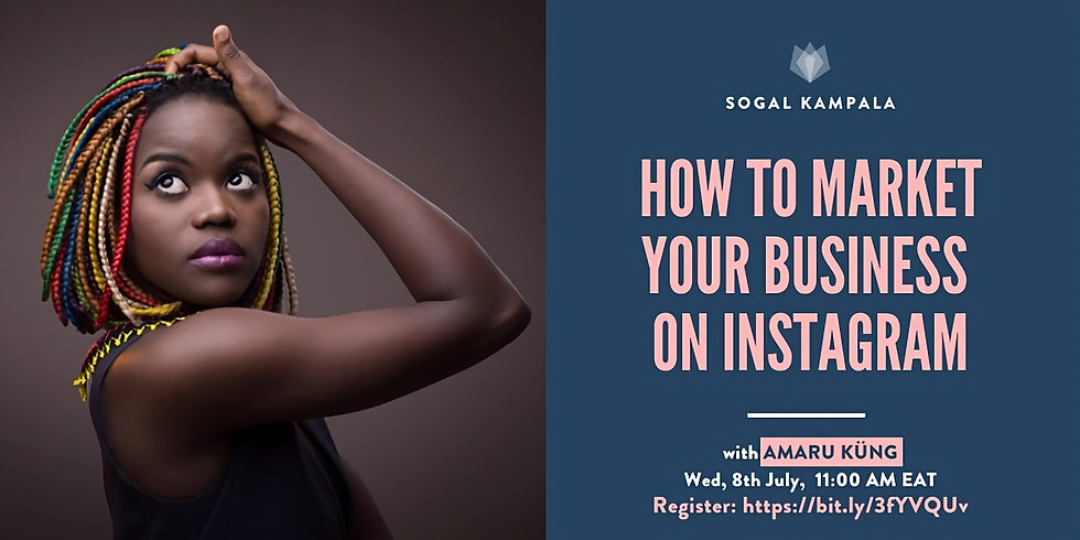 How to market your business on Instagram (Kampala)