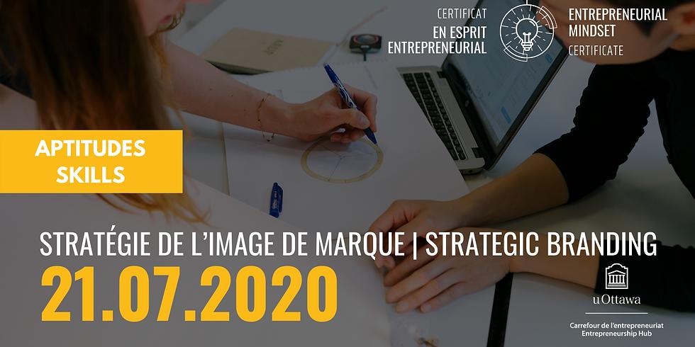 CEE: Stratégie de l'image de marque |EMC: Strategic Branding