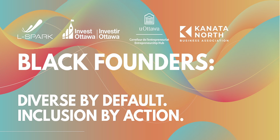 Black Founders: Diverse by Default. Inclusion by Action.