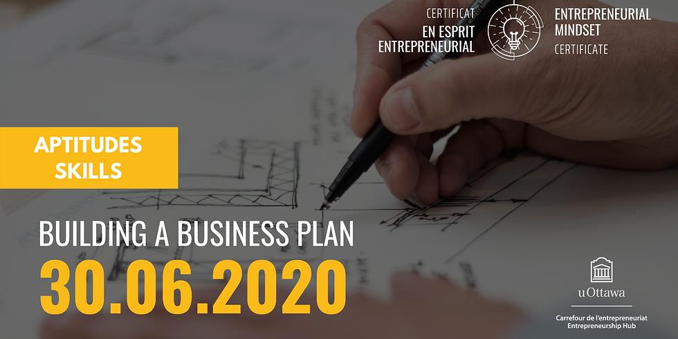 EMC: Building a Business Plan