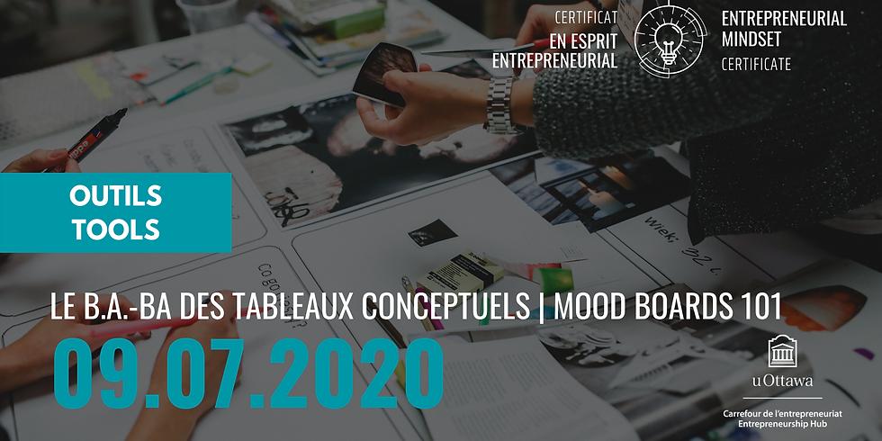 CEE: Le b.a.-ba des tableaux conceptuels   EMC: Mood Boards 101