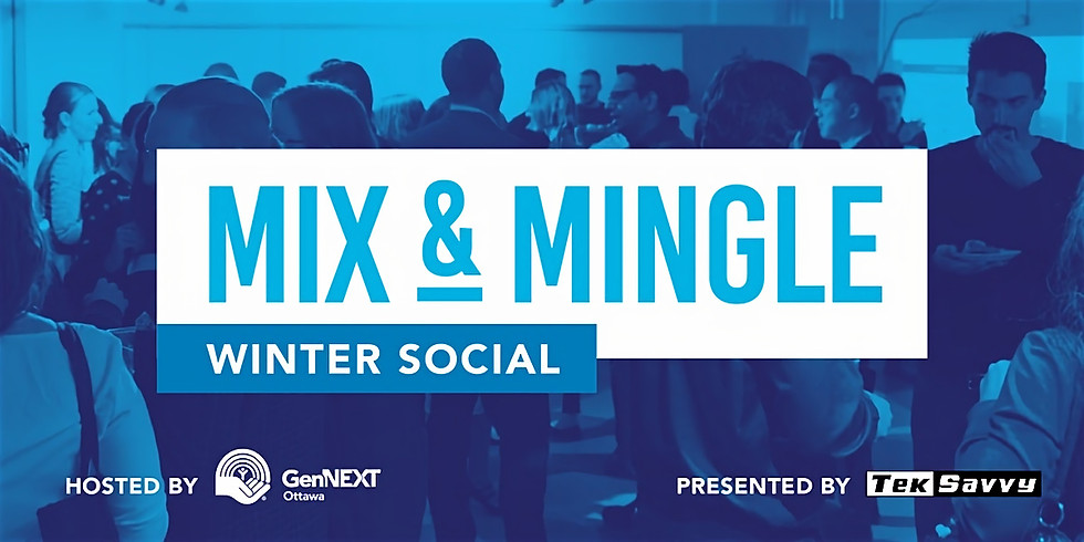 Mix & Mingle: Winter Social