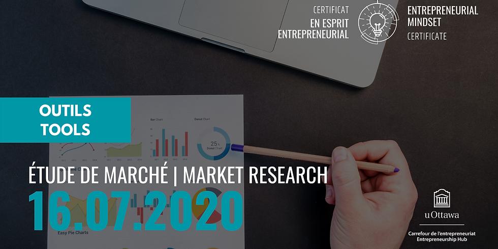 CEE: L'étude de marché   EMC: Market Research
