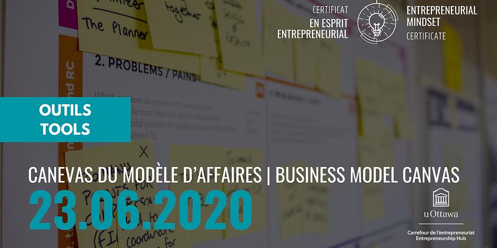 CEE: Canevas du modèle d'affaires | EMC: Business Model Canvas