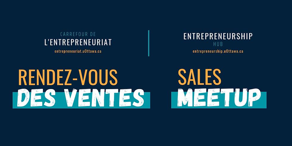 Rendez-vous des ventes   Sales Meetup
