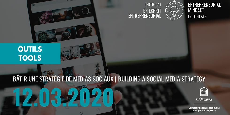 EMC: Building a Social Media Strategy   CEE: Bâtir une stratégie de médias sociaux