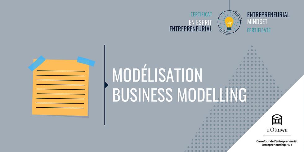 CEE: Modélisation | EMC: Business Modelling