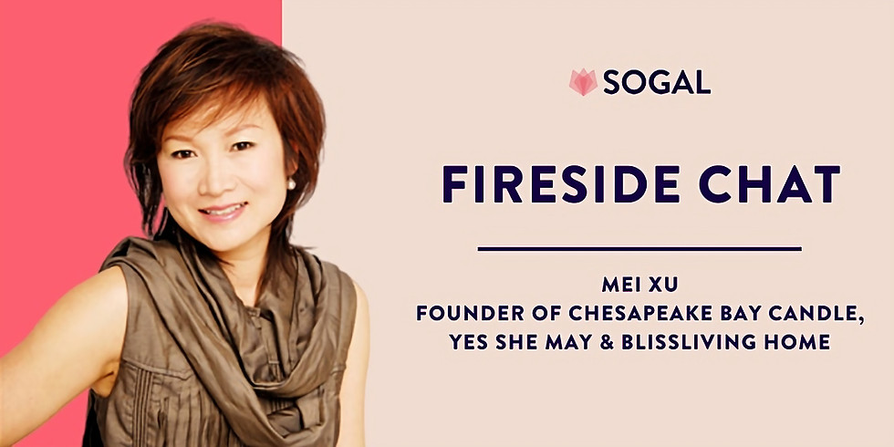 Fireside Chat with Mei Xu, Founder of Chesapeake Bay Candle