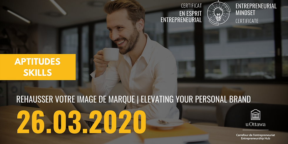 EMC: Elevating your Personal Brand | CEE: Rehausser votre image de marque