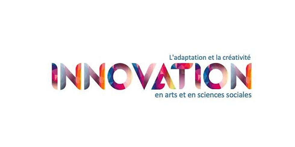 Innovation en arts + sciences sociales