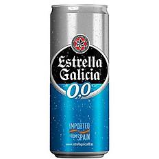 Estrella galícia sem álcool 0,0%